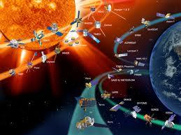 satelites ante tormentas solares